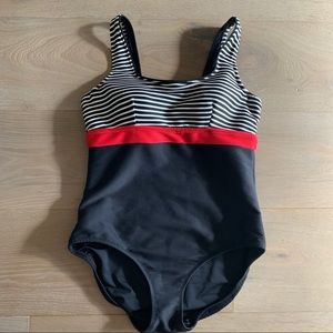 Lands End NWOT One Piece Swimsuit
